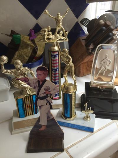 Jake trophies