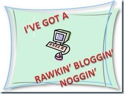 Rawkin Bloggin Award